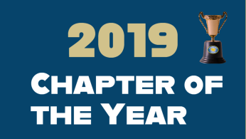 Congratulations to our 2019 Foundation Chapter of the Year Winners!