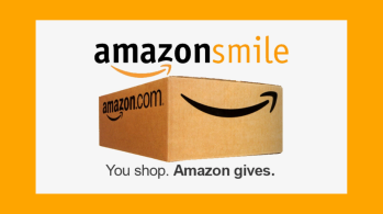 Shop AMAZON SMILE, Give to the Foundation