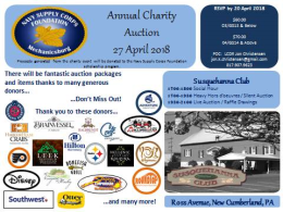 Annual Charity Auction