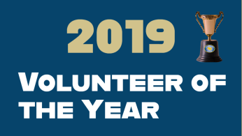 Congratulations to our 2019 Foundation Volunteer of the Year Winners!