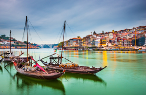 Porto, Portugal Named One of the Top Two European Destinations