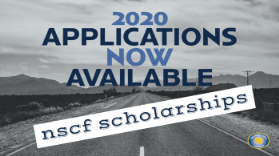 NOW OPEN: 2020 Scholarship Applications, Deadline FEB. 28th!